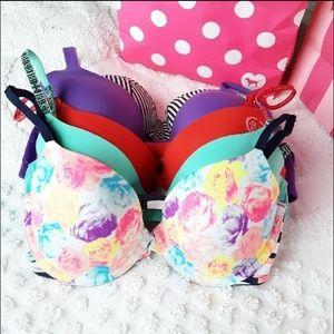 PINK Victoria's Secret Wear Everywhere Demi Bra